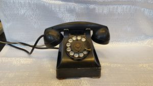 1940 phone rental for $35 dollars